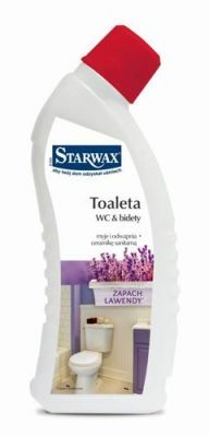 ŻEL DO WC, LAWENDA 750ML STARWAX (43632)